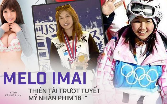 Mỹ nhân 18+ Melo Imai: Thiên tài trượt tuyết sa đọa của Nhật Bản bất ngờ làm gái gọi, quá khứ đau đớn và màn lột xác sau 5 năm