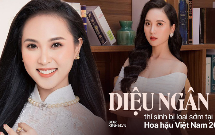 Thí sinh lần thứ 2 đi thi Hoa hậu Việt Nam và bị loại khỏi Top 35: