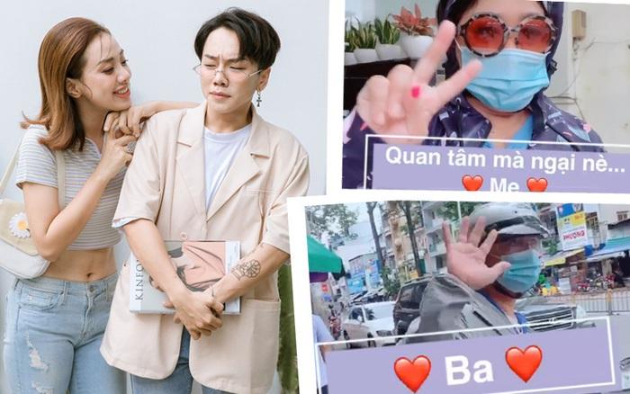 Từng phản đối kịch liệt, bố mẹ Miko Lan Trinh có thái độ bất ngờ khi bạn trai chuyển giới của con gái phẫu thuật cắt vòng 1