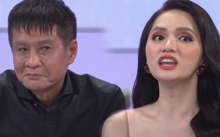 Thái độ của đạo diễn Lê Hoàng khi Hương Giang nói đạo lý gây chú ý, hội chị em Hari Won - Thuý Ngân cũng