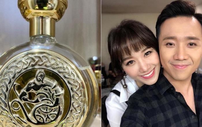 Trấn Thành hí hửng khoe chai nước hoa thứ 214, ai dè netizen cảnh báo: