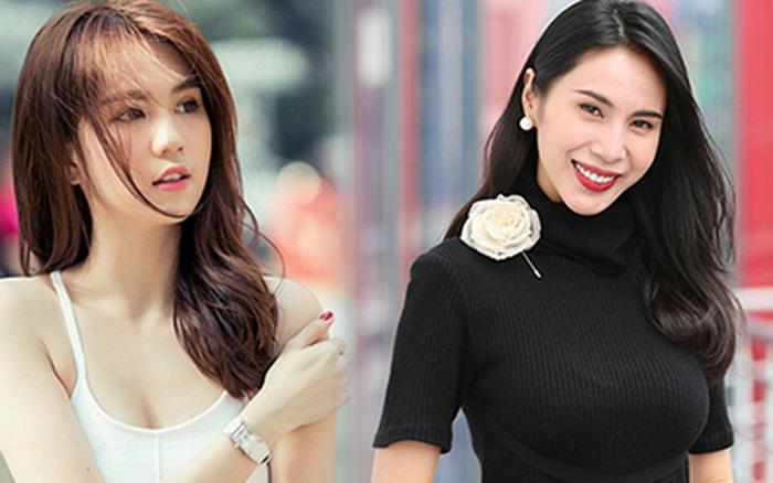 Thuỷ Tiên lên tiếng khi Trấn Thành, Trường Giang và Ngọc Trinh bị netizen kéo vào so sánh chuyện cứu trợ miền Trung