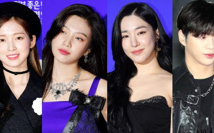 Thảm đỏ hot nhất xứ Hàn hôm nay: Tiffany (SNSD)