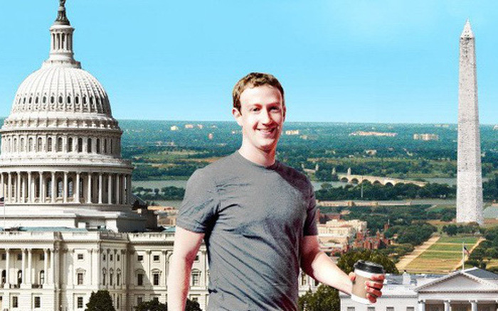 CEO Facebook đã dần trở thành nhân vật ảnh hưởng rất lớn đến chính trường Mỹ như thế nào?