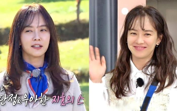 Song Ji Hyo bất ngờ lột xác với nhan sắc lên hương rõ rệt trên Running Man,