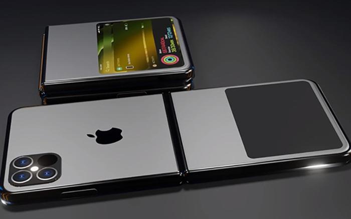 Apple đang phát triển một công nghệ mới, sẽ có iPhone gấp mở rất lạ mắt?