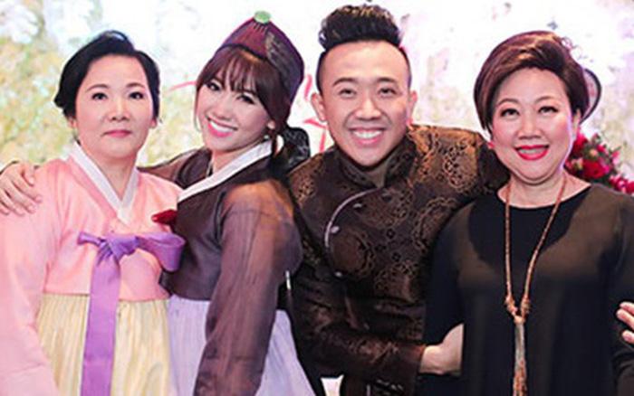 Hari Won tiết lộ chuyện con cái ngay trên sóng truyền hình: