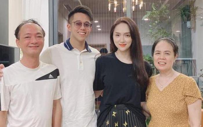 Cuối cùng Hương Giang cũng dắt Matt Liu về ra mắt đại gia đình, netizen