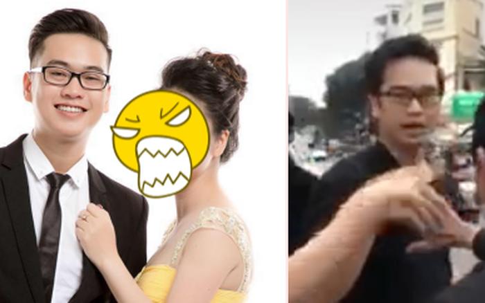 Bị vợ đánh ghen, tố ngoại tình vì clip hôn tay gái lạ - quản lý Hoài Lâm giải thích: