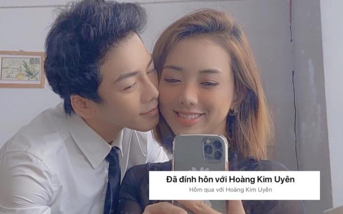 Miko Lan Trinh bất ngờ công khai đính hôn với bạn trai chuyển giới