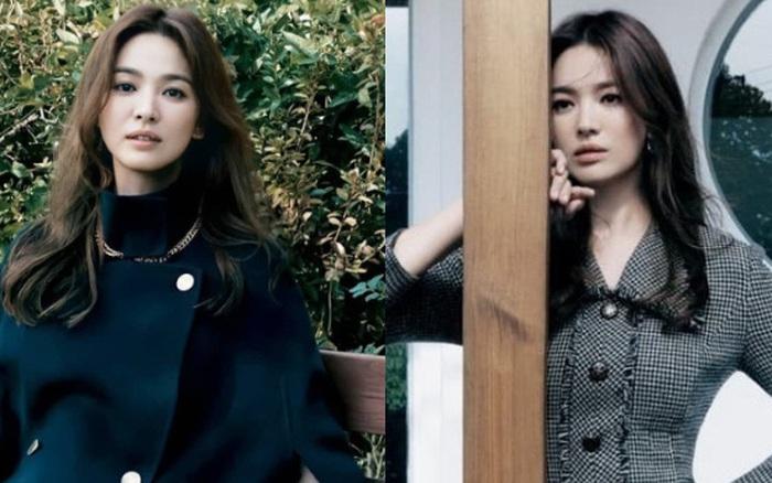 Song Hye Kyo gây xôn xao vì bộ ảnh mới: Gương mặt cứng đơ và dừ hơn hẳn, nghi PTS ít nên nhan sắc thật bị