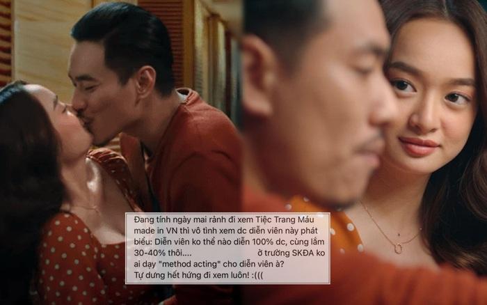 Tiệc Trăng Máu vừa ra mắt, Kaity Nguyễn đã no gạch vì phát ngôn lạ lùng: