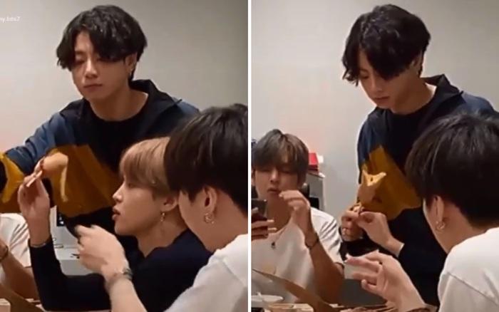 Tức thay cho em út nhà BTS: Miếng ăn đến miệng rồi còn bị hẫng tay trên, cả phần ngon nhất cũng bị