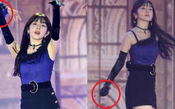 Thánh soi tìm ra lý do Irene (Red Velvet) lăng mạ BTV suốt 20 phút: Bắt nguồn từ sự cố 4 ngày trước khiến nữ thần trở nên