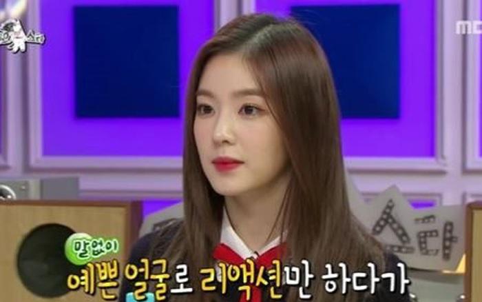 Irene (Red Velvet) từng bị ném đá vì tỏ ra lơ đễnh,