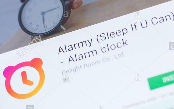Giỏi thì ngủ tiếp đi - Chiếc app thần sầu thách thức mọi