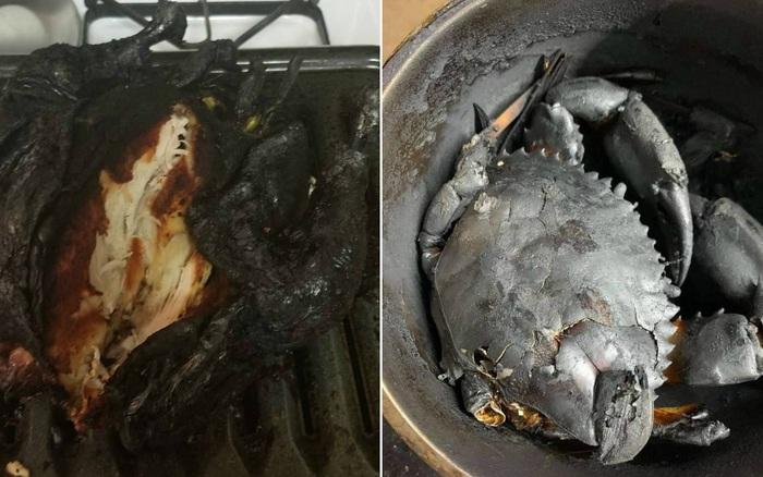 """Xem xong những thảm hoạ bếp núc """"dở khóc dở cười"""" này, bạn sẽ thấy mình còn nấu ăn ngon hơn khối người trên thế giới! (Phần 2)"""