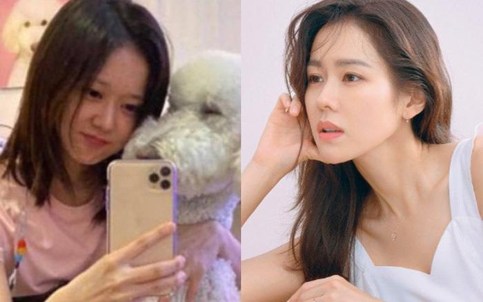 """""""Thánh hack tuổi"""" Jang Na Ra gây sốt với ảnh mặt mộc U40, trẻ trung ăn đứt cả bộ 3 Kim Tae Hee, Son Ye Jin và Song Hye Kyo"""