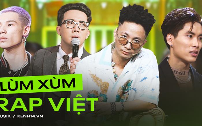 Rap Việt thiếu gì tranh cãi: MC bị chỉ trích phát ngôn