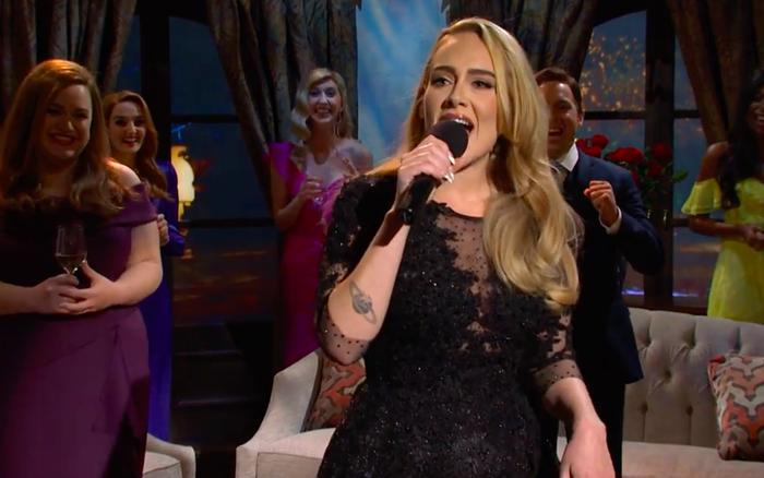 Adele phiên bản giảm 45kg bất ngờ xuất hiện trên sóng truyền hình qua 4 bản hit một thời!