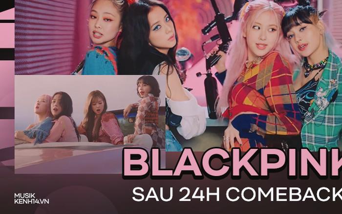 BLACKPINK sau 24 giờ comeback: Phá PAK của BTS nhưng view MV thụt lùi đáng báo động, không vượt nổi kỷ lục của chính mình