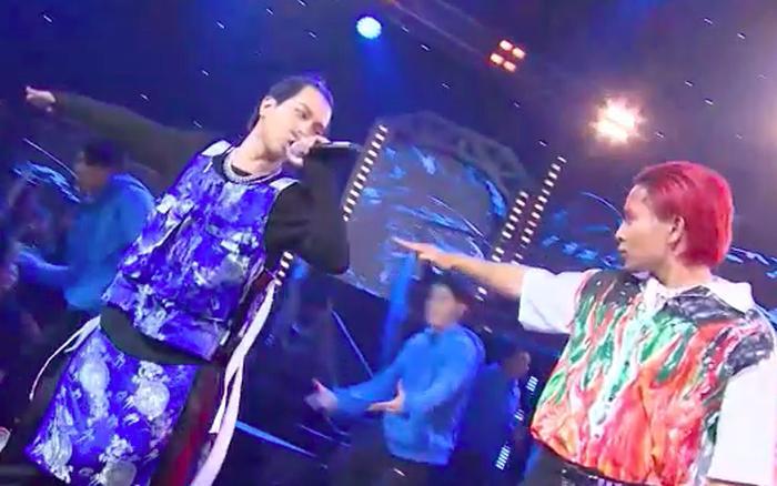 Ricky Star - R.Tee có màn đối đầu lịch sử Rap Việt nhưng chủ đề Sơn Tinh - Thuỷ Tinh lại khiến Wowy và Binz tranh cãi kịch liệt