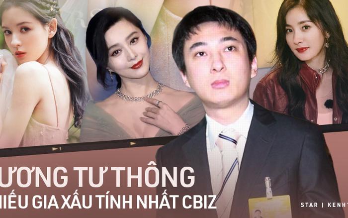 Thiếu gia tỷ đô Vương Tư Thông: 16 tuổi mới biết gia thế, khiến cả Cbiz khiếp vía nhưng không đắc tội với Triệu Lệ Dĩnh và 4 mỹ nhân