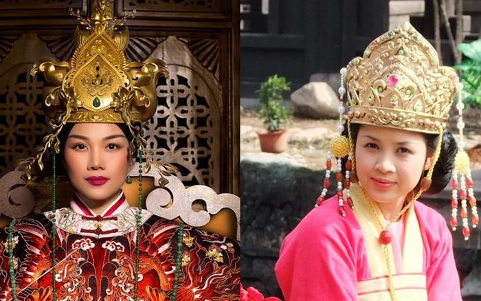 Chiếc mũ của Quỳnh Hoa Nhất Dạ và Đường Tới Thành Thăng Long bị đem ra so sánh, chuyên gia nói gì?