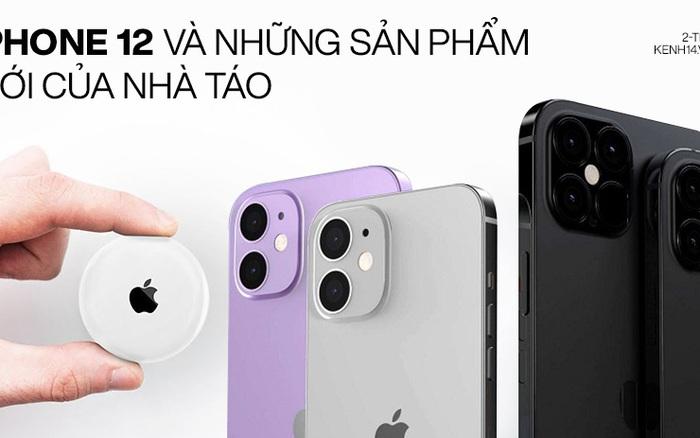 Ngoài iPhone 12, Apple sẽ trình làng những sản phẩm nào trong sự kiện