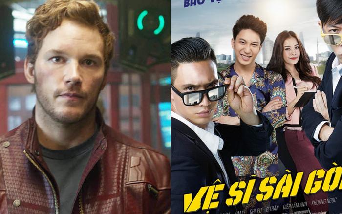 HOT: Vệ Sĩ Sài Gòn được Hollywood remake, Chris Pratt và Ngô Kinh đóng lại vai Kim Lý, Thái Hoà nha!