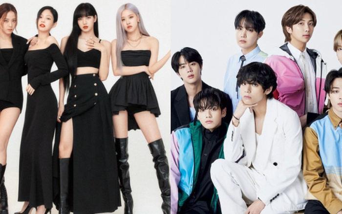 BLACKPINK thành nghệ sĩ Châu Á đầu tiên đứng đầu BXH của Bloomberg, vượt xa Ariana - Justin, vị trí của đối thủ BTS gây bất ngờ