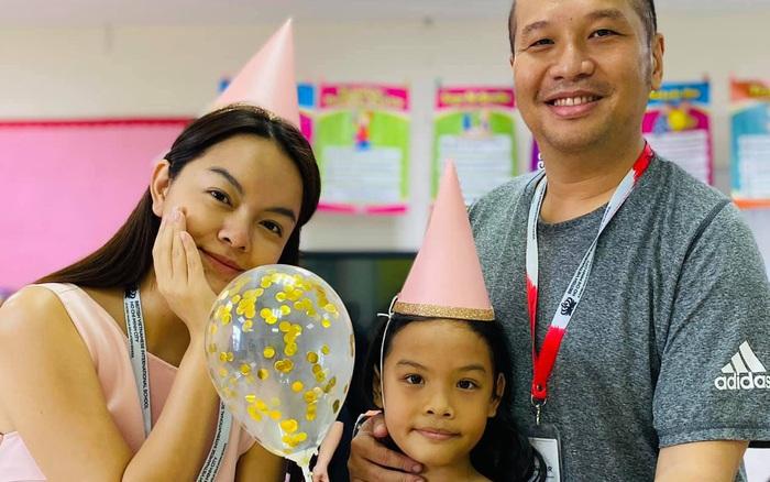 Phạm Quỳnh Anh và Quang Huy vui vẻ xuất hiện mừng sinh nhật con gái: Cặp vợ chồng hiếm hoi ly hôn nhưng vẫn là gia đình!