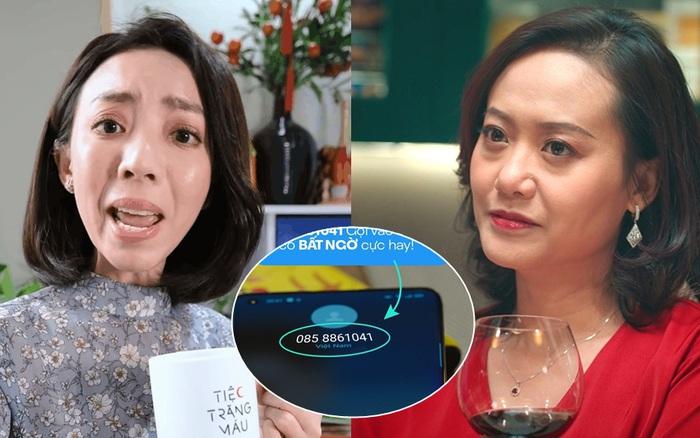 Fan Việt tò mò số điện thoại ở Tiệc Trăng Máu bèn gọi