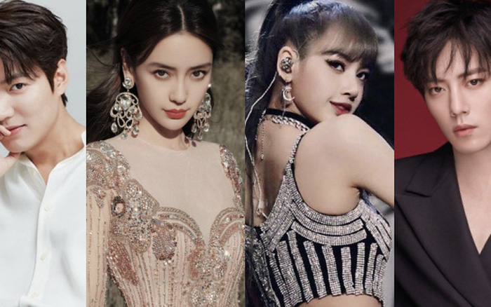 Công bố top 10 gương mặt đẹp nhất châu Á: Lisa đánh bật Angela Baby lẫn Nhiệt Ba, Sehun - Lee Min Ho chịu thua nam thần Cbiz