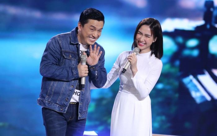 Từng bị ném đá vì giả Lam Trường quá lố, Hoà Minzy hạnh phúc khi được song ca và nhận lời khen từ chính
