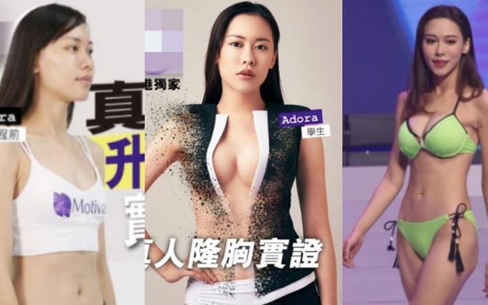 Thí sinh sở hữu hình thể đẹp nhất cuộc thi Hoa hậu châu Á bị