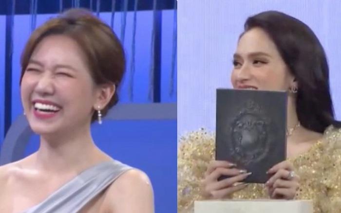 Được Hương Giang tặng album của BLACKPINK, Hari Won phấn khích cười tít cả mắt trong tập cuối Chị Em Chúng Mình