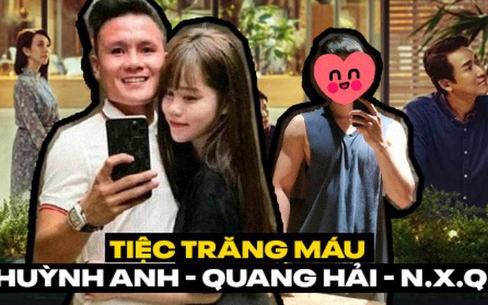 Huỳnh Anh - Quang Hải - Cậu Q cứ như là Tiệc Trăng Máu đời thực, quá tin chiếc điện thoại và cái kết đắng nghét!