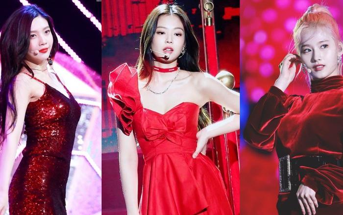 """7 nữ idol hiếm hoi """"cân"""" cả sexy và cute: Joy - Sana nổi như cồn nhờ thay đổi 180 độ, bí quyết của Jennie (BLACKPINK) là gì?"""