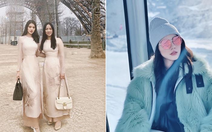 Xem hai mẹ con rich kid Jolie Nguyễn đi du lịch mà ai cũng phải ghen tị: đi vòng quanh ...