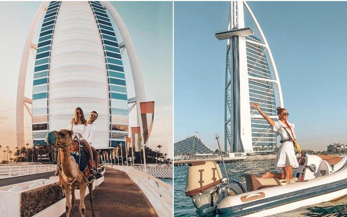 Bên trong khách sạn 7 sao duy nhất thế giới ở Dubai, hoá ra vì quá đẳng cấp ...