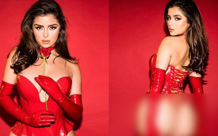 Lâu mới xuất hiện, bản sao Kylie và Selena khiến netizen ngộp thở vì quá ...