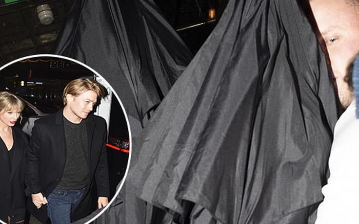 """""""Ca"""" tránh paparazzi khó đỡ nhất Hollywood: Taylor Swift và bạn trai tài tử ... - xs thứ bảy"""