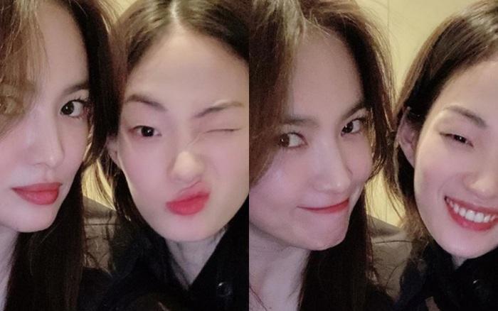 """Bị Knet chê """"đã có tuổi"""", Song Hye Kyo đáp lại chỉ với 2 bức ảnh selfie: ... - xổ số ngày 07122019"""