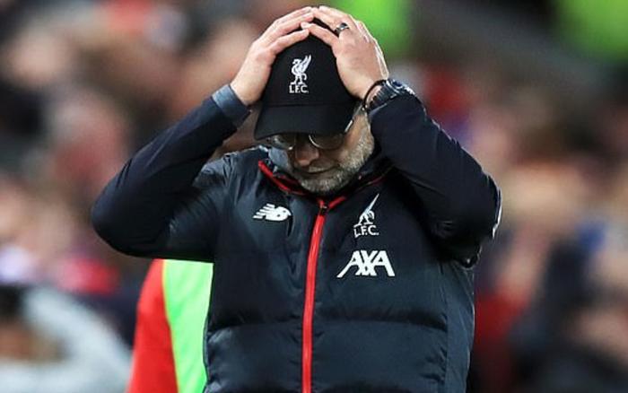 Rộ nghi vấn Liverpool có thể mất danh hiệu Ngoại hạng Anh đầu tiên trong lịch sử vì virus ...