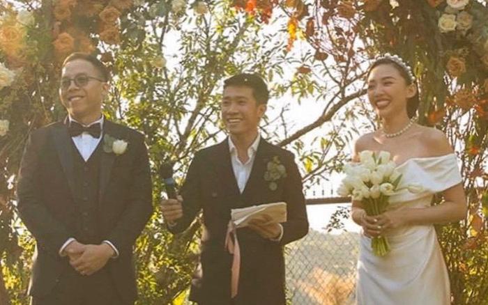 Loạt ảnh cực hiếm trong đám cưới Tóc Tiên - Hoàng Touliver cuối cùng cũng được ...