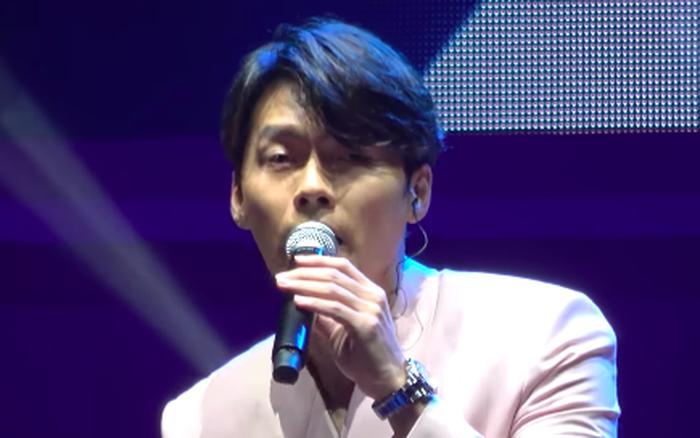 """Giọng hát của Hyun Bin phim """"Hạ cánh nơi anh"""" - cực phẩm"""