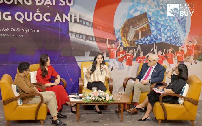 British University Vietnam (BUV): Chính thức khởi động Học bổng Đại sứ Vương quốc Anh trị giá ...
