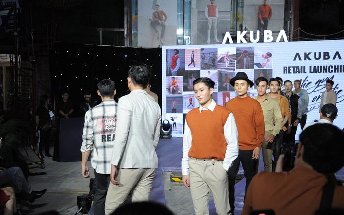 Akuba – Một không gian thời trang ứng dụng thoải mái dành cho những chàng trai năng ...