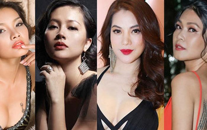 4 nữ hoàng cảnh nóng nức tiếng một thời của phim Việt: Ai cũng cởi bạo nhưng đều vì nghệ ...